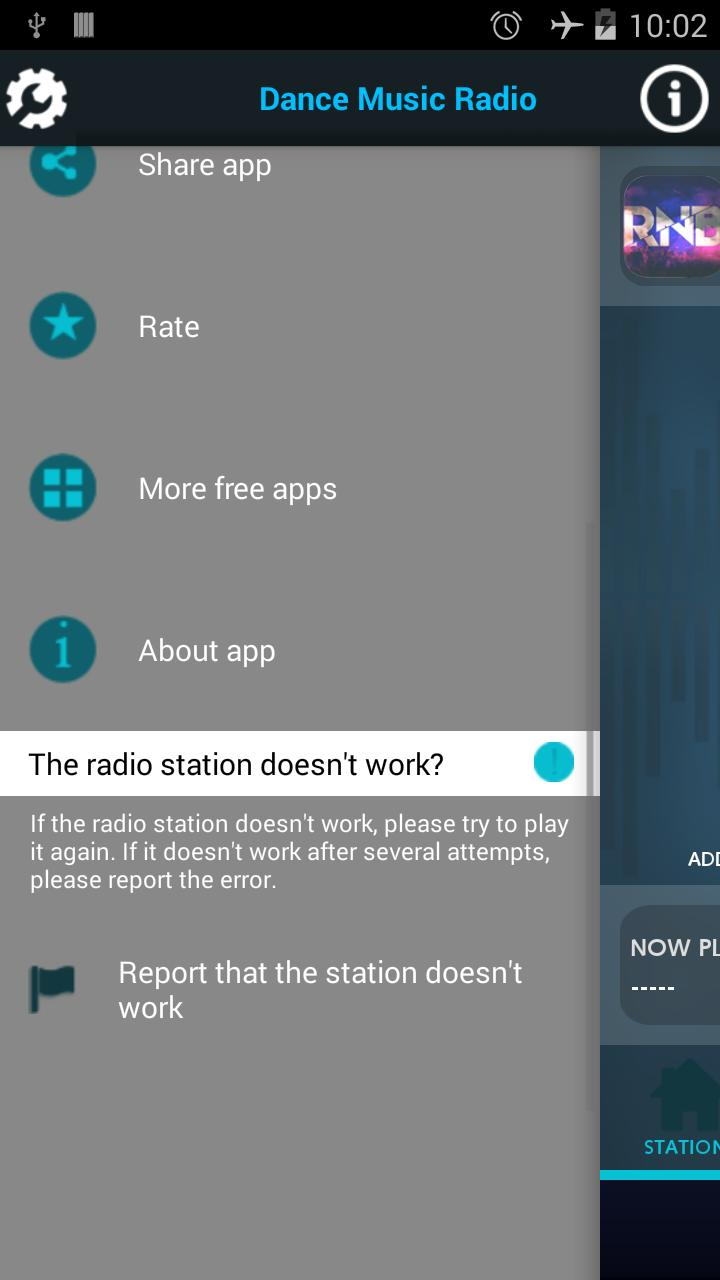 Dance Music Radio for Android - APK Download