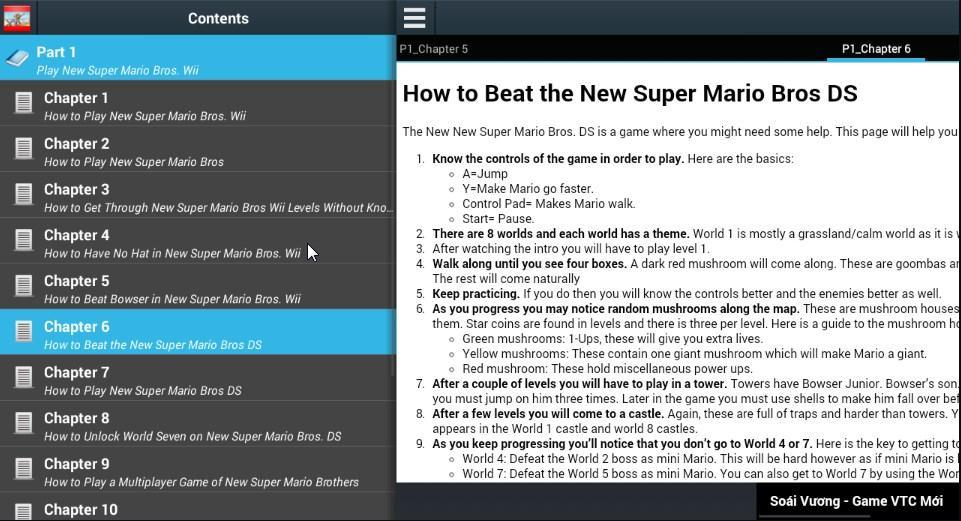 Play New Super Mario Bros Wii For Android Apk Download