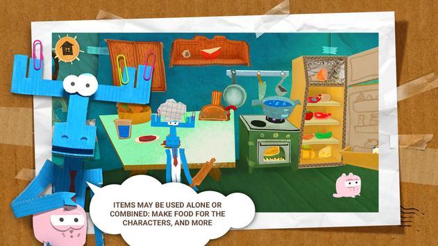 Paper Tales screenshot 4