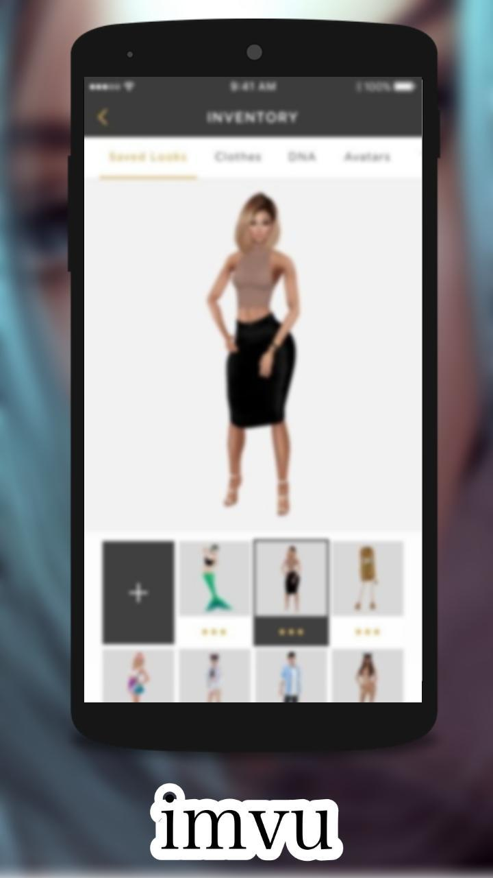 IMVU - Avatar Social App 3D Free tips 2018 for Android - APK Download