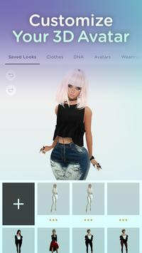IMVU: 3D Avatar! Virtual World & Social Game apk screenshot