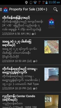 PropertyGuru Myanmar screenshot 1