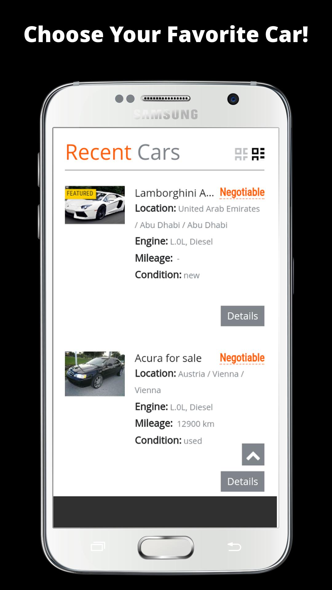 Free And For Sale >> Car Sale In Netherlands Buy Sell Cars Free For Android