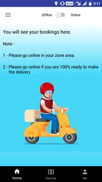 Part Time Job For Couriers/ Delivery Jobs screenshot 1