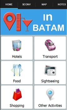 In Batam Travel Info poster