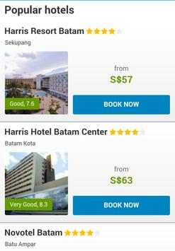 In Batam Travel Info screenshot 1