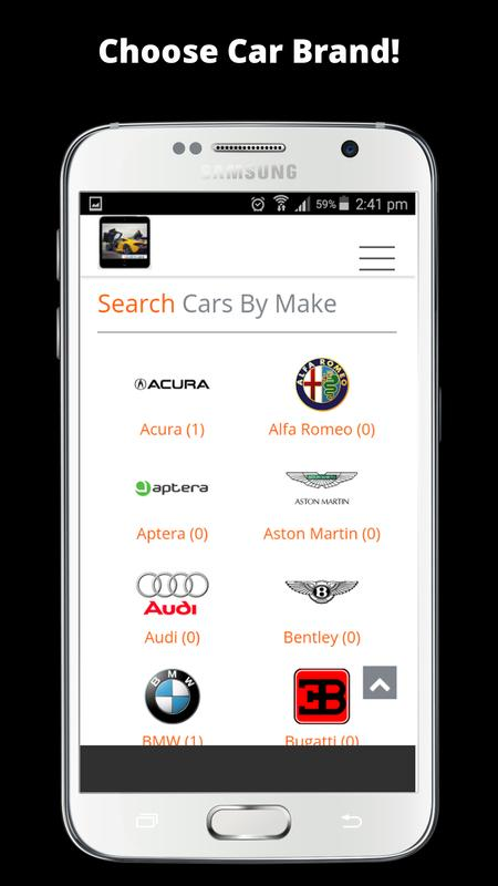 7ef83230ee Car Sale Belgium - Buy   Sell Cars Free for Android - APK Download