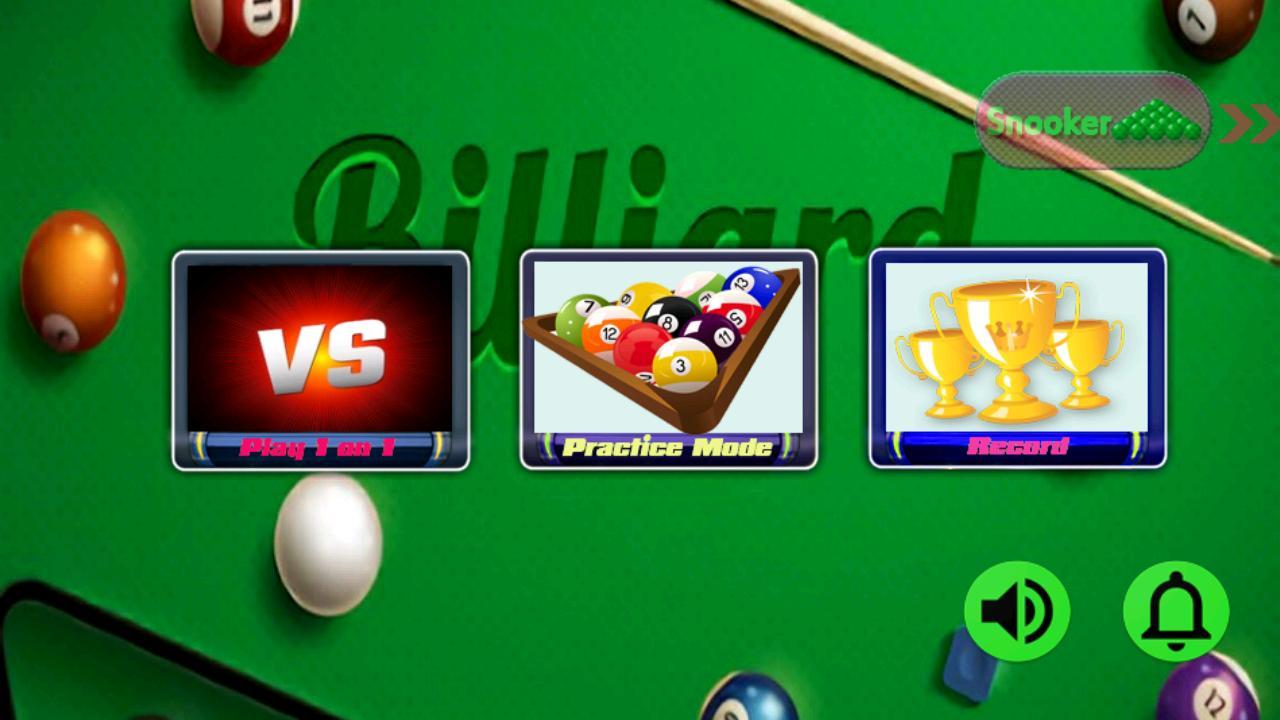Billiard Multiplayer