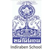 Indiraben School(Parents App) icon