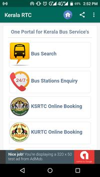 Kerala RTC poster