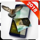 3D Wallpaper Parallax 2018 图标
