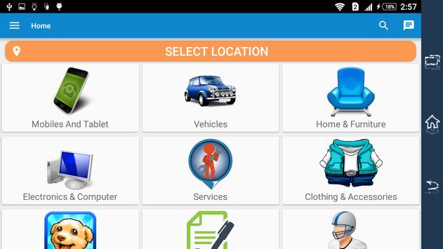 MarvelDeal Free Classifieds apk 截图