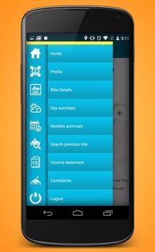 Bike Taxi - Driver App screenshot 1