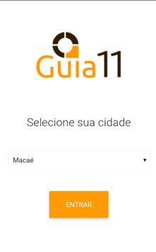 Guia11App poster