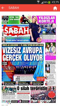 Newspaper Daily Headlines apk screenshot