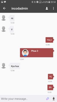 iMessenger - Chat is Faster , Easier & More Fun ! screenshot 4