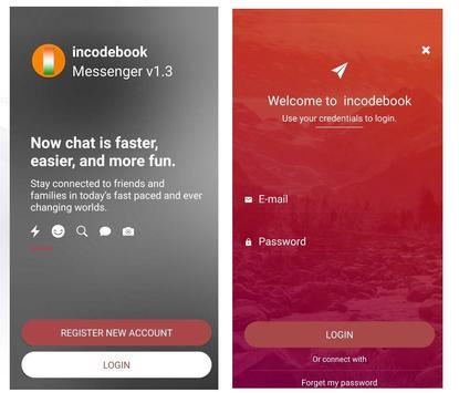 iMessenger - Chat is Faster , Easier & More Fun ! screenshot 8