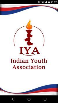 IYA poster