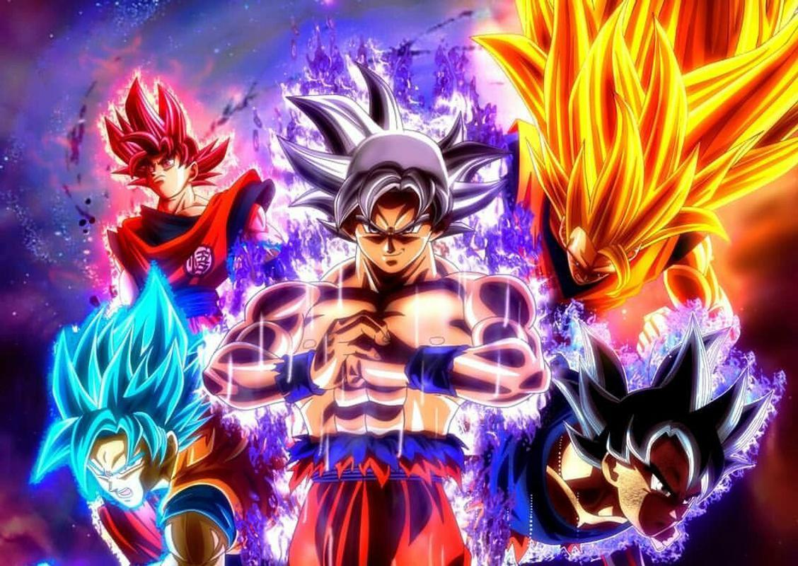 Goku Ultra Instinto Fondos De Pantalla Wallpaper: Goku Mastered Ultra Instinct Wallpaper HD For Android