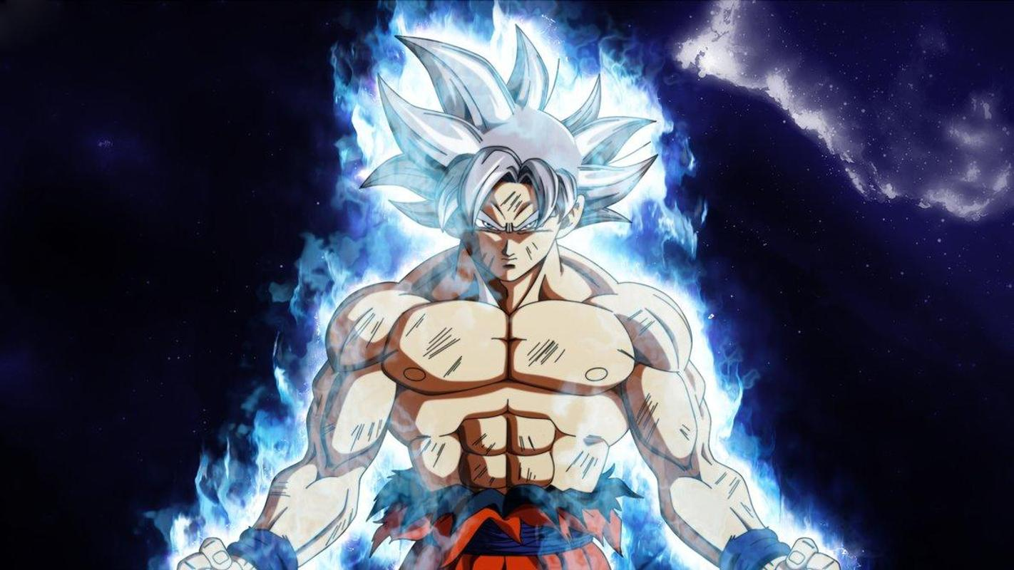 Goku Mastered Ultra Instinct Wallpaper HD For Android