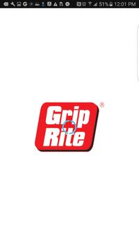 Grip-Rite Rewards poster