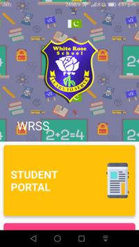 White Rose School System poster