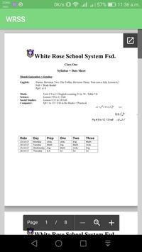 White Rose School System screenshot 5