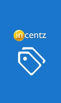 Incentz - Local Offers Wallet poster