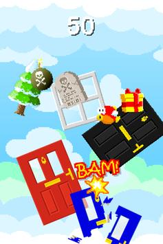 Smash Doors Free apk screenshot