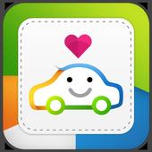 인천시 택시 안심 서비스 icon