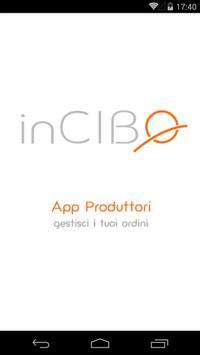 inCIBO Ordini poster