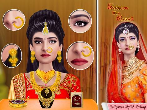 Sonam Kapoor Weds Anand Ahuja Wedding Game poster