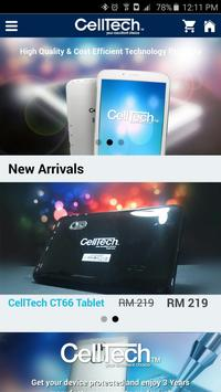 Celltech Malaysia poster
