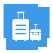 안심번호 네임태그 icon