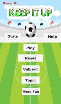 Keep Up The Soccer ball for Android - APK Download