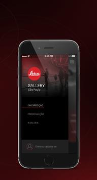 Leica Gallery São Paulo apk screenshot