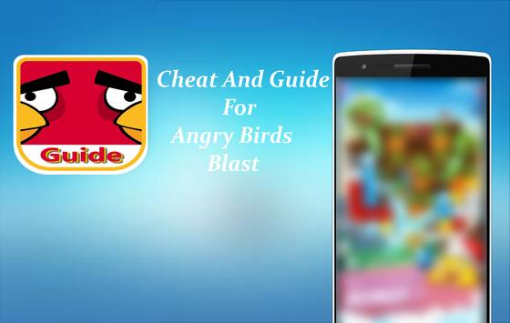 Guide For Angry Birds Blast poster