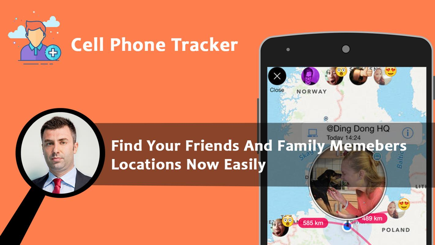 Phone tracker by number, family & friend locator free download.