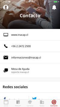 INACAP ảnh chụp màn hình 4