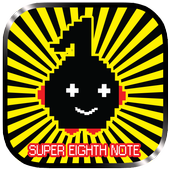 Super Eighth Note Run Stop Fly icon