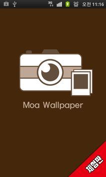 Moa Wallpaper poster