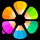 InColor icon