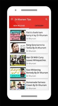 Dr Khurram Tips screenshot 1