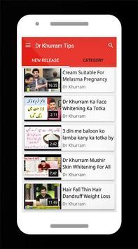 Dr Khurram Tips screenshot 4