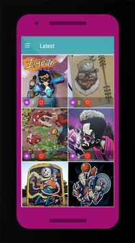 Graffiti Character screenshot 4