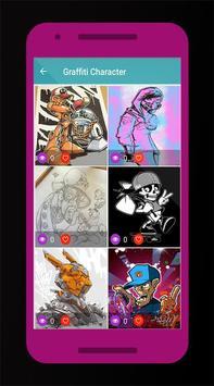 Graffiti Character screenshot 2