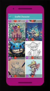 Graffiti Character screenshot 3