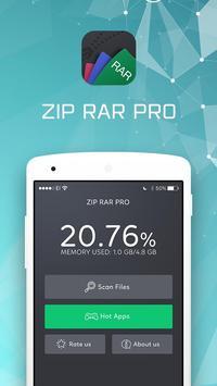 Rar Zip Tar 7z File Extractor poster
