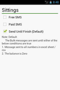 Bulk SMS screenshot 16