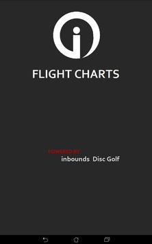 inbounds Disc Golf Charts screenshot 3